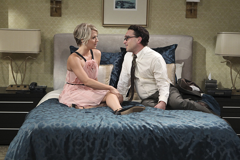 leonard and penny start dating again