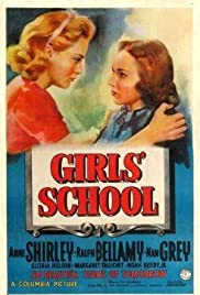 Girls' School Poster