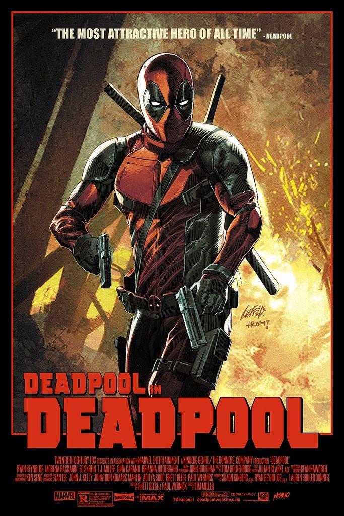 Deadpool 2016 Photo Gallery Imdb