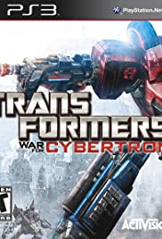 Transformers: War for Cybertron (2010) Poster - Movie Forum, Cast, Reviews