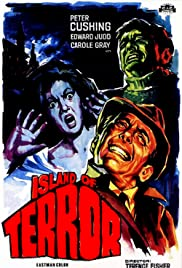 Island of Terror (1966) Poster - Movie Forum, Cast, Reviews