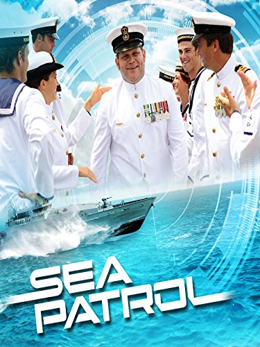 John Batchelor and Ian Stenlake in Sea Patrol (2007)