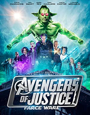 Movie Avengers of Justice: Farce Wars (2018)