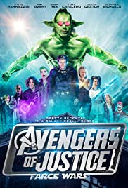 Avengers of Justice Farce Wars (2018) Full Movie Watch Online HD