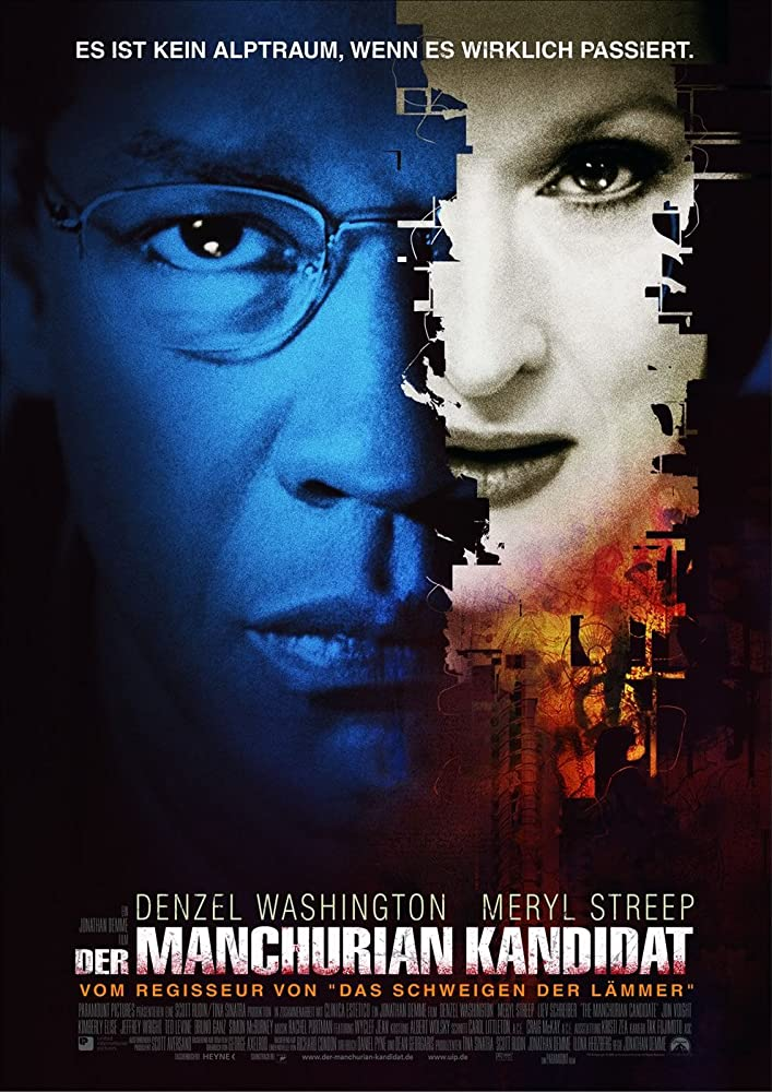 The Manchurian Candidate (2004) Hindi Dubbed