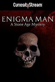 Enigma Man a Stone Age Mystery Poster