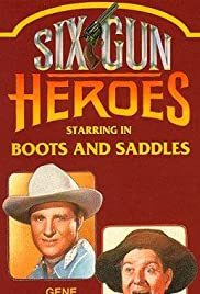 Boots and Saddles (1937) Poster - Movie Forum, Cast, Reviews