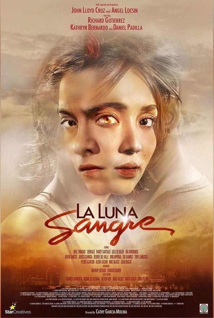 دانلود زیرنویس فارسی سریال La luna sangre