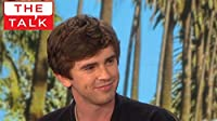 Guest Co-Hostess Michelle Williams/Freddie Highmore/Amber Theoharis