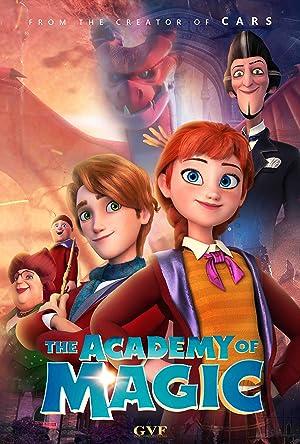 دانلود زیرنویس فارسی فیلم The Academy of Magic 2020