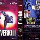 Pamela Dickerson, Aaron Norris, and Michael Nouri in Overkill (1996)