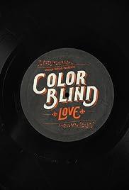 October London: Color Blind - Love Poster