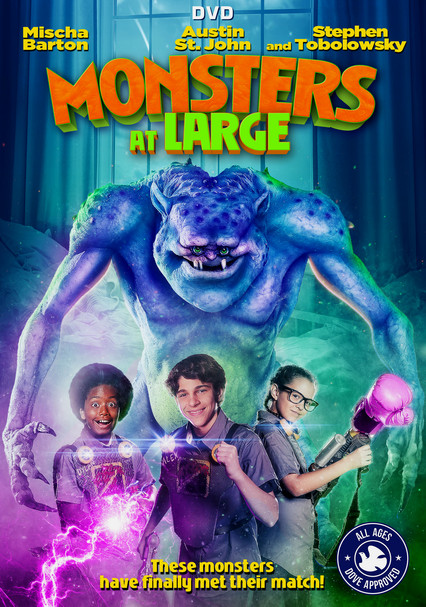 Monsters At Large 2018 Hindi ORG Dual Audio 300MB UNCUT HDRip 480p Free Download