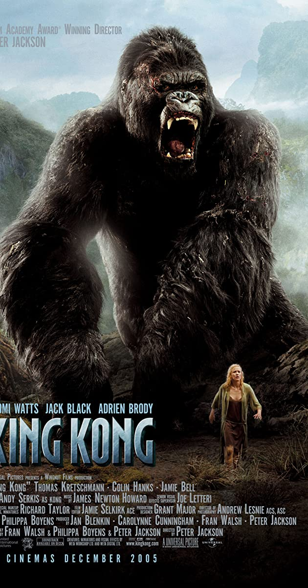 king kong full movie 1080p hd