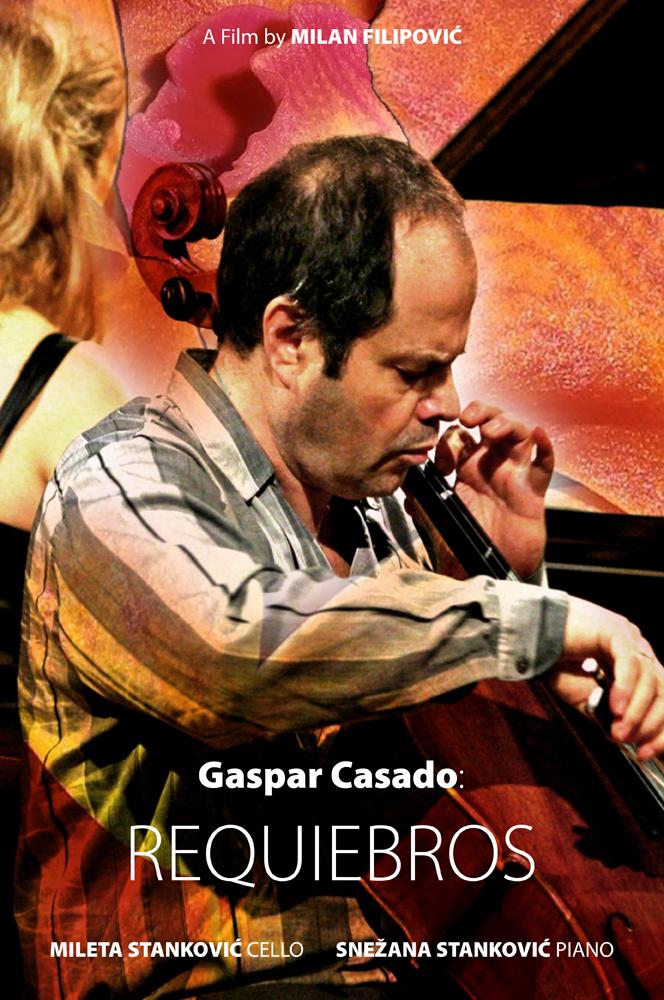 Gaspar Cassado: Requiebros 2016