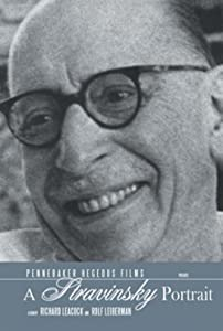 Watch english online movie A Stravinsky Portrait by [[movie]