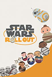 Star Wars Roll Out Poster