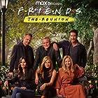 Jennifer Aniston, Courteney Cox, Lisa Kudrow, Matt LeBlanc, Matthew Perry, and David Schwimmer in Friends: The Reunion (2021)