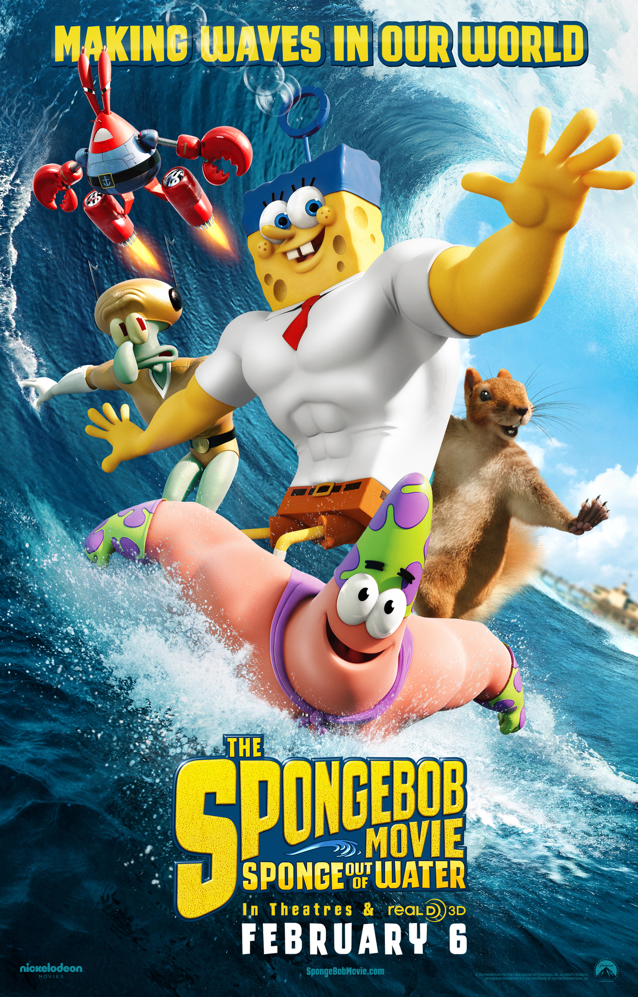 the spongebob movie sponge out of water 2015 imdb