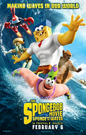Download The SpongeBob Movie: Sponge Out of Water (2015) Dual Audio (Hindi-English) 480p [400MB] || 720p [800MB] – MoviesFlix | Movies Flix – MoviezFlix