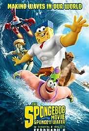 Watch Movie The SpongeBob Movie: Sponge Out Of Water (2015)