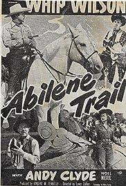 Abilene Trail Poster