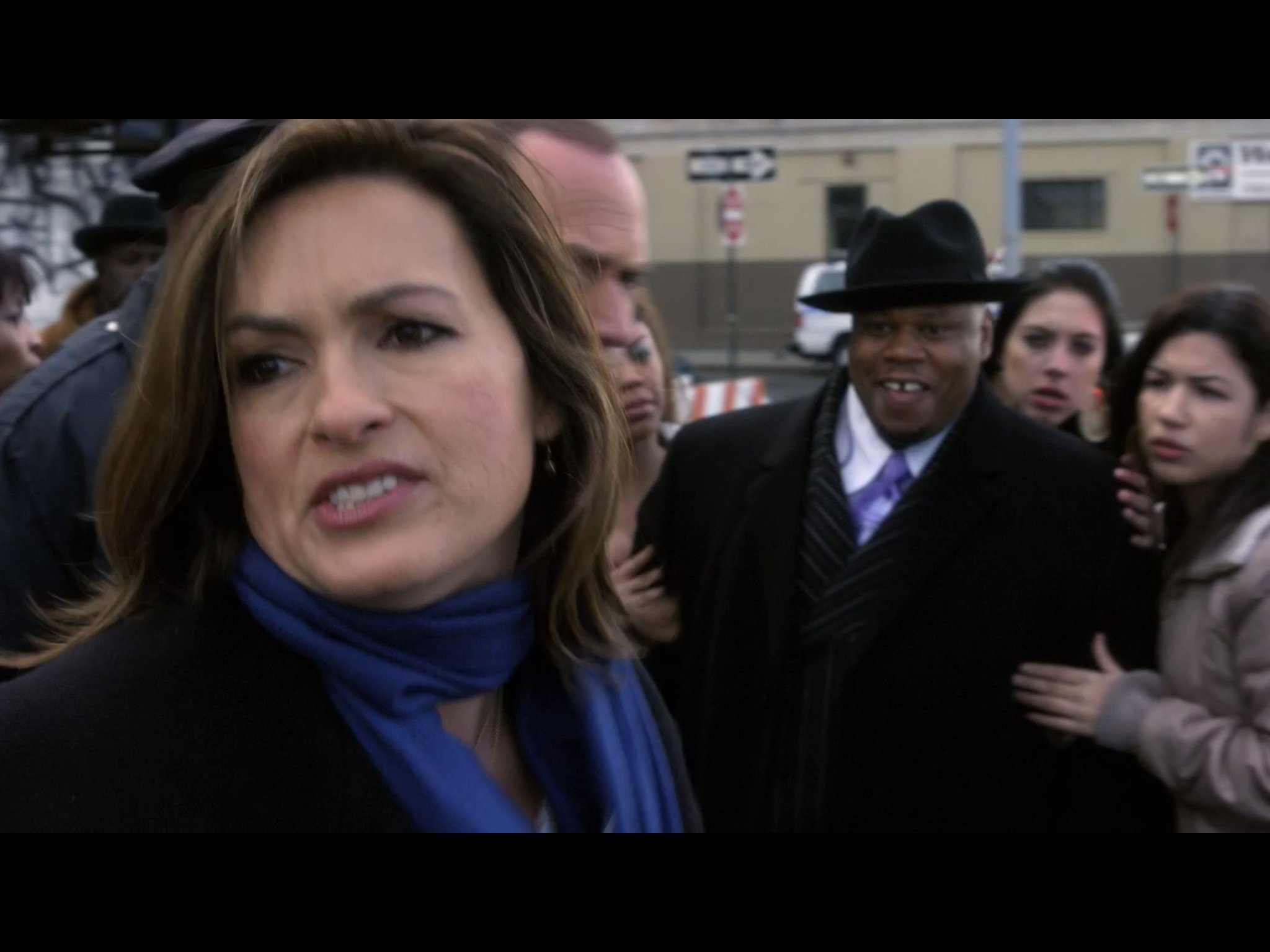Still of Mariska Hargitay, Billy Griffith in Law and Order: Special Victims Unit