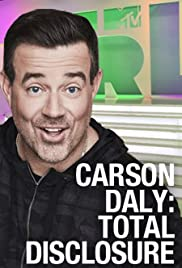 Carson Daly: Total Disclosure Poster