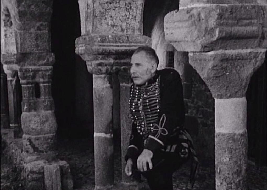 Jean Davy in La princesse du rail (1967)