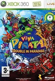 Viva Piñata: Trouble in Paradise Poster