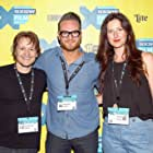 Damon Herriman, Josh Lawson, and Kate Box at an event for The Little Death (2014)