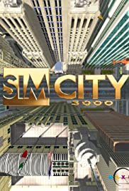 SimCity 3000 Poster