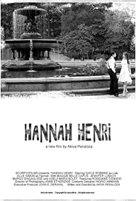 Primary photo for Hannah Henri