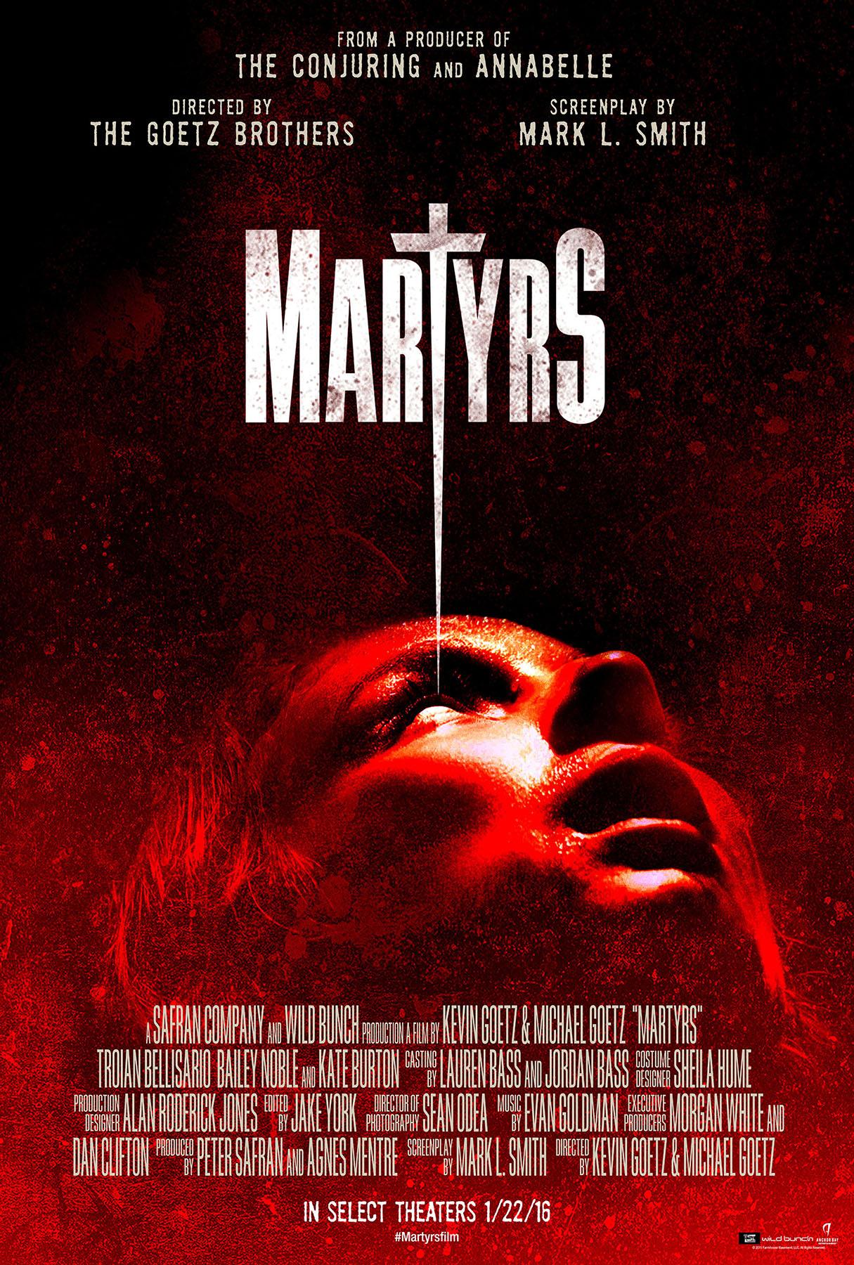 KANKINIAI (2015) / Martyrs