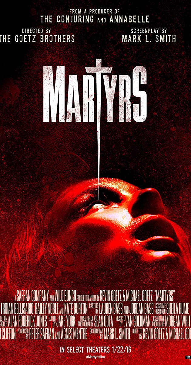 Watch Full HD Movie Martyrs (2015)