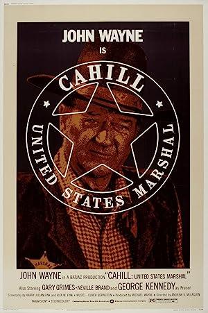 Permalink to Movie Cahill U.S. Marshal (1973)