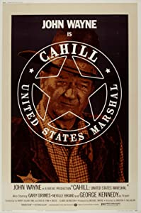 Cahill U.S. Marshal Andrew V. McLaglen