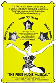 The First Nudie Musical (1976) Poster - Movie Forum, Cast, Reviews