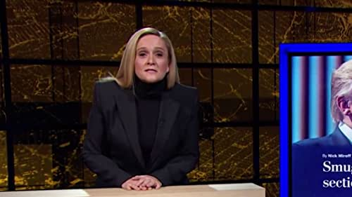 Full Frontal With Samantha Bee: Scaling The Border: The Not-So-Great Wall Of America
