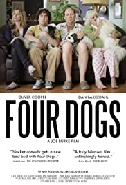 Four Dogs Poster