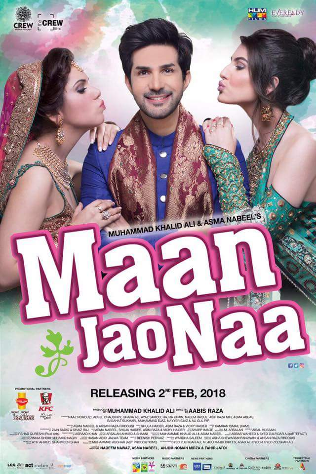Maan Jao Naa (2018) Pakistani Full Movie Watch Online HD Print Free Download