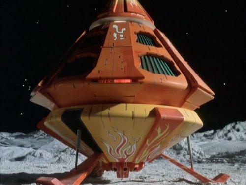 Cosmos 1999: The Taybor   Season 2   Episode 10