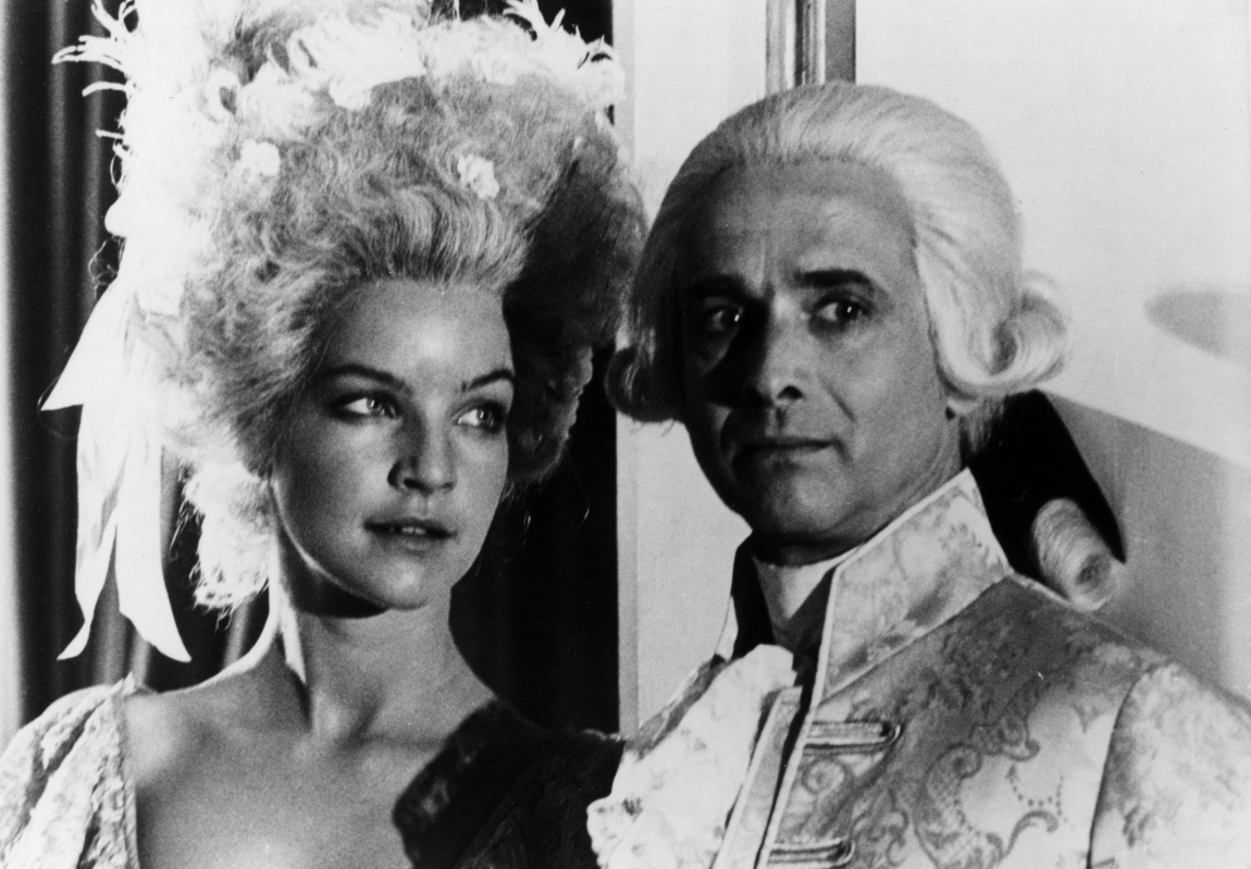 Christoph Bantzer and Dietlinde Turban in Mozart (1982)