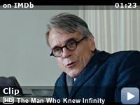 The Man Who Knew Infinity 2015 Imdb