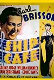 Ship Cafe Poster
