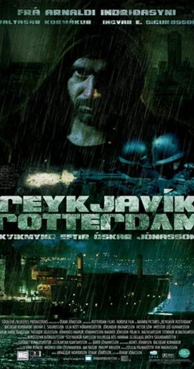 Subtitle of Reykjavik-Rotterdam