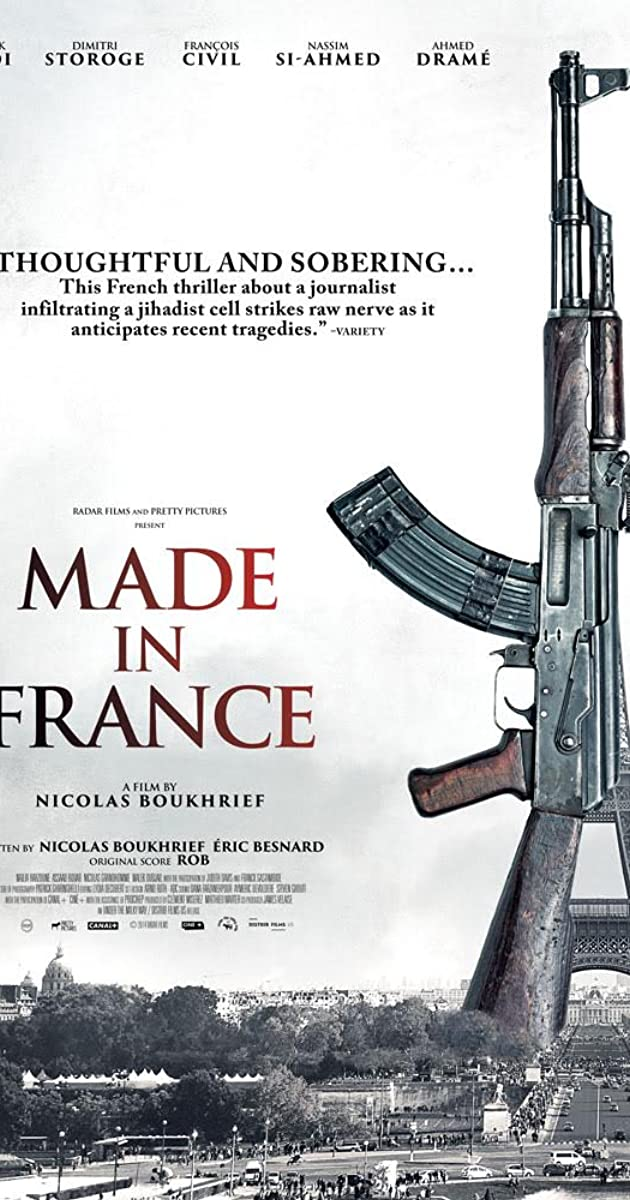 Made in France (2016)