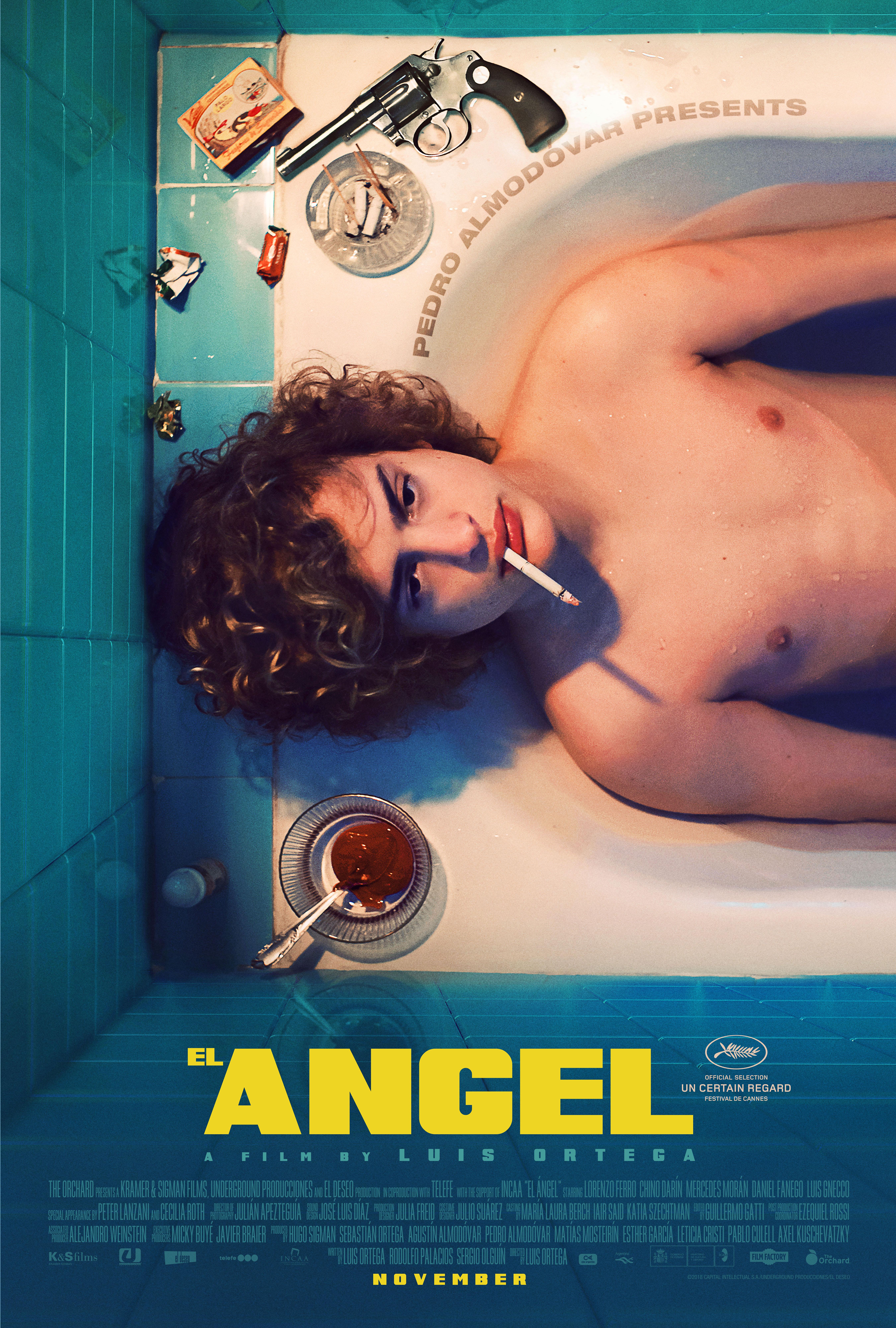 El Angel (2018) WEBRip 720p