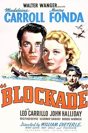 Where to stream Blockade