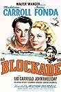 Blockade (1938) Poster